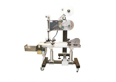 High Speed Print Pouch Labeler